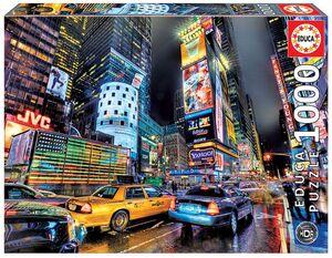 PUZZLE 1000 TIMES SQUARE, NEW YORK EDUCA