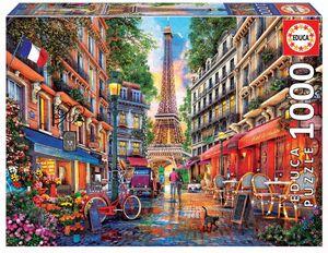 PUZZLE 1000 PARIS, DOMINIC DAVISON EDUCA