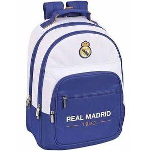 MOCHILA DOBLE ADAPT.CARRO REAL MADRID